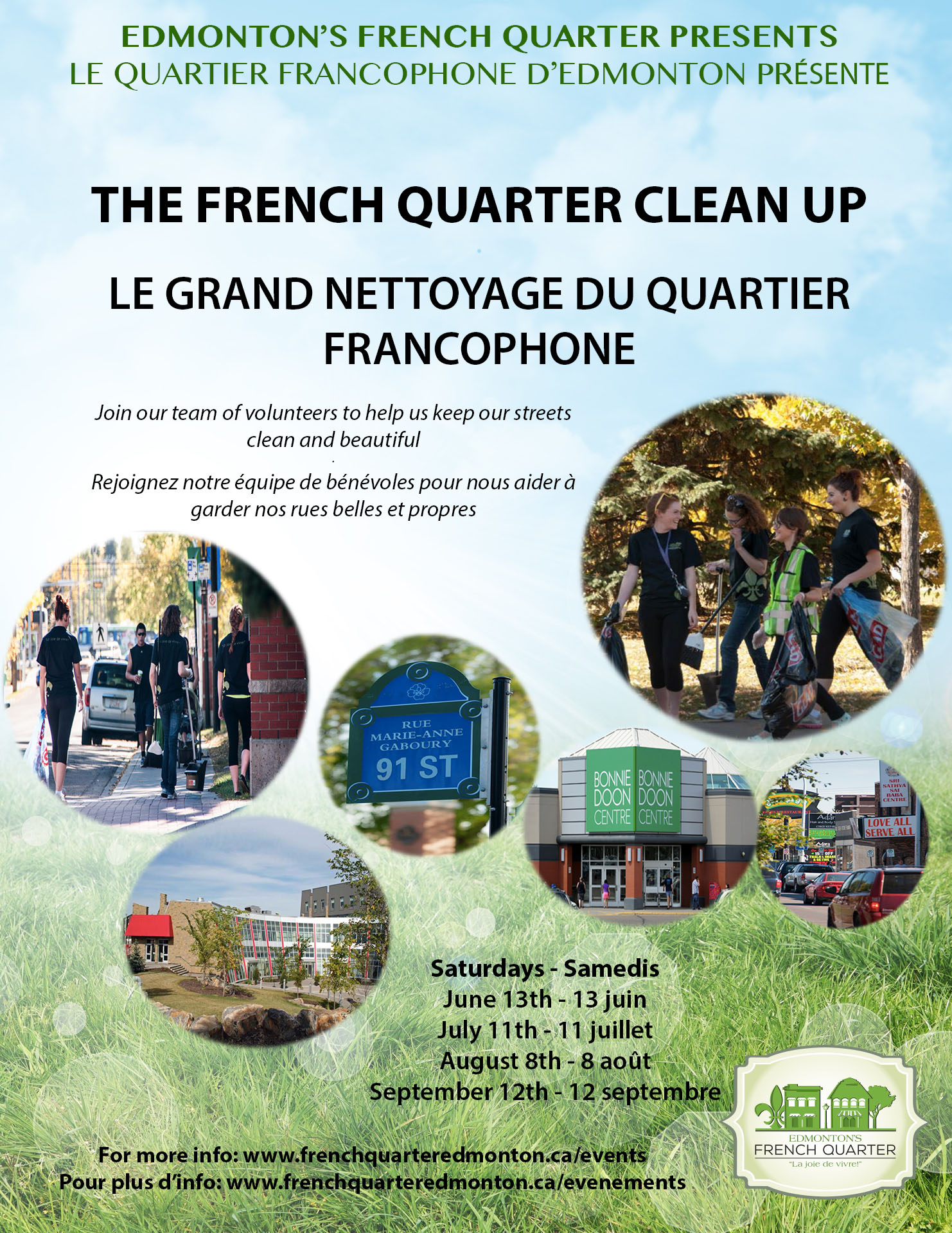 The French Quarter Cleanup