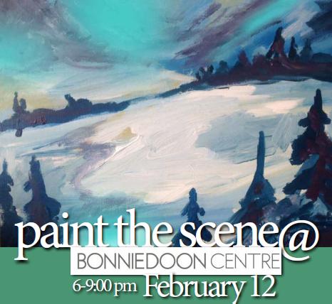 Paint the Scene Vol. 2