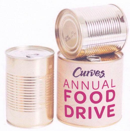 Curves Annual Food Drive