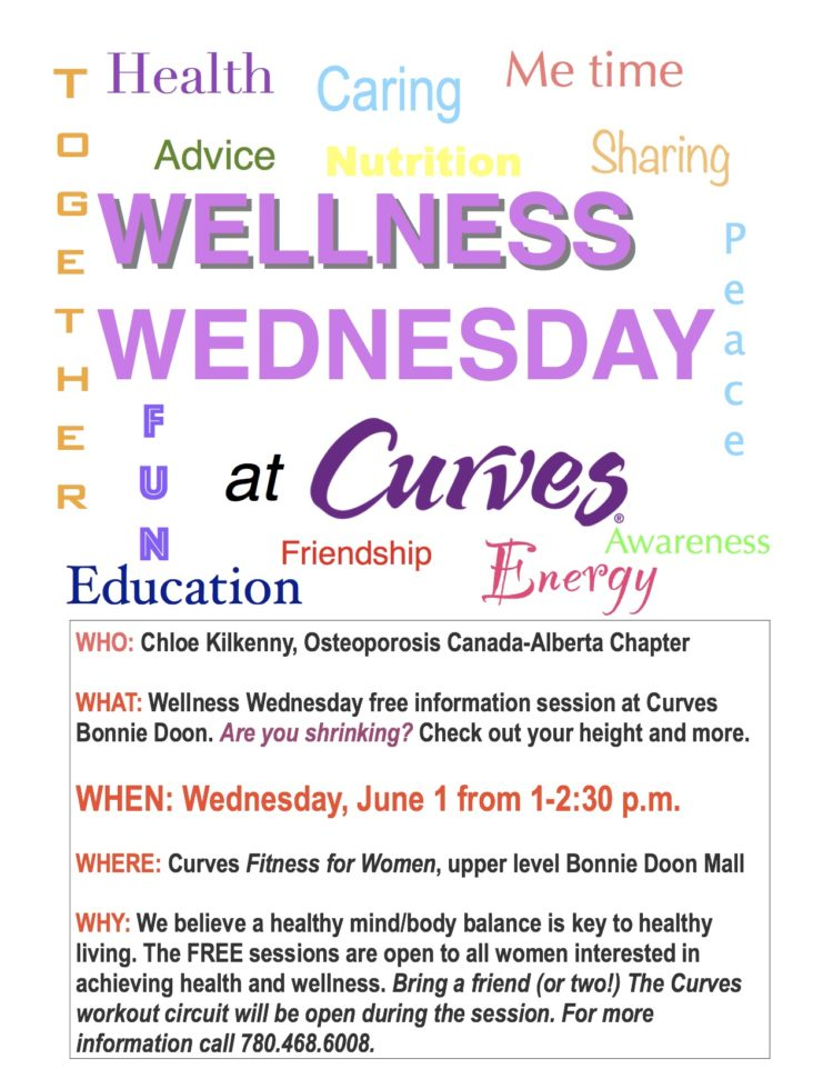 Wellness Wednesday poster June 2016PDF revised copy